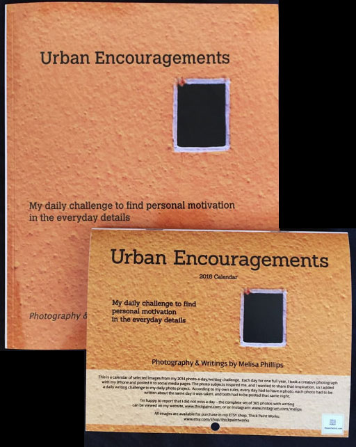 Urban Expositions the book and calender